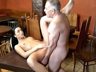 Cougar And Teenager Have Joy Can You Trust Your Gf Leaving Her Alone With Your