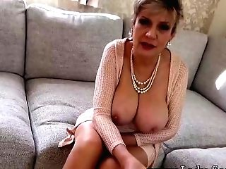 'big-chested Blonde Matures Lady Sonia Loves Watching You Edge Yourself'