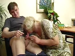 Mom And Not Her Son-in-law Fuck