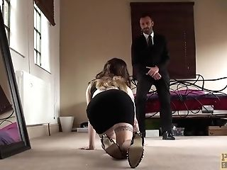 Pascalssubsluts - Cougar Miss Trixx Dicked Into Subjugation