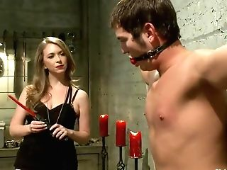 Mistress T Cuckolds And Blackmails Her Gambling Addicted Hubby!