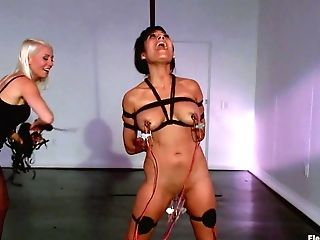 Lorelei Lee  Beretta James In Electrical Dance - Electrosluts