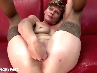 Steamy Tall Matures With Diminutive Titties Getting Fucked In Eve