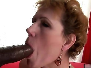 Matures In Stockings Love A Black Pecker