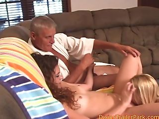 Mom And Dad Do Filthy Things To My Little Vagina
